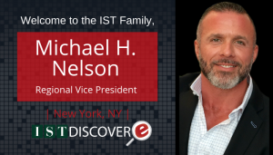 """<span class=""""entry-title-primary"""">Newest Employee with IST</span> <span class=""""entry-subtitle"""">Welcome to the IST Family, Michael H. Nelson, Newest RVP!</span>"""