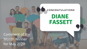 """<span class=""""entry-title-primary"""">Comment of the Month Winner</span> <span class=""""entry-subtitle"""">Congratulations Diane Fassett at Ball Corporation!</span>"""