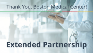 """<span class=""""entry-title-primary"""">Extended Partnership with IST</span> <span class=""""entry-subtitle"""">Thank you Boston Medical Center in Boston!</span>"""