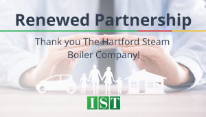 """<span class=""""entry-title-primary"""">Renewed Partnership with IST</span> <span class=""""entry-subtitle"""">Thank you, The Hartford Steam Boiler Company!</span>"""