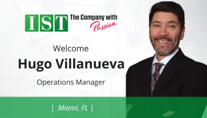 """<span class=""""entry-title-primary"""">Newest Employee with IST</span> <span class=""""entry-subtitle"""">Welcome Hugo Villanueva, Operations Manager in South Florida!</span>"""