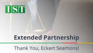 """<span class=""""entry-title-primary"""">Newest Extension with IST</span> <span class=""""entry-subtitle"""">Thank You, Eckert Seamans!</span>"""